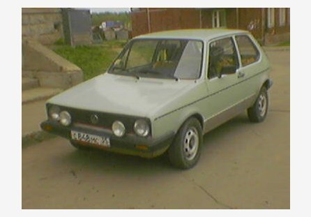 Volkswagen Golf 1981 ����� ���������