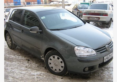 Volkswagen Golf 2008 ����� ���������