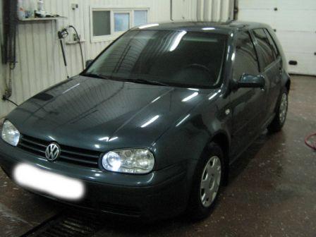 Volkswagen Golf 1998 - отзыв владельца