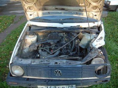 Volkswagen Golf 1990 - отзыв владельца