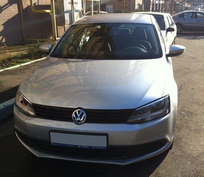 Volkswagen Jetta.