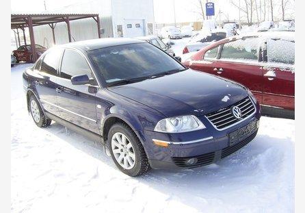 Volkswagen Passat 2003 ����� ���������