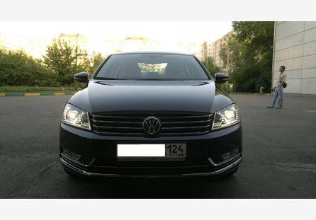 Volkswagen Passat 2011 ����� ���������
