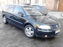Volkswagen Passat 2004 отзыв владельца | Дата публикации: 26.03.2013