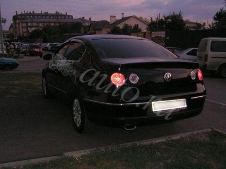 Volkswagen Passat 2007 - ����� ���������