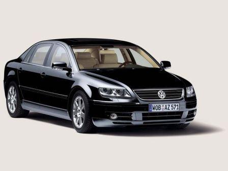 Volkswagen Phaeton 2003 - отзыв владельца