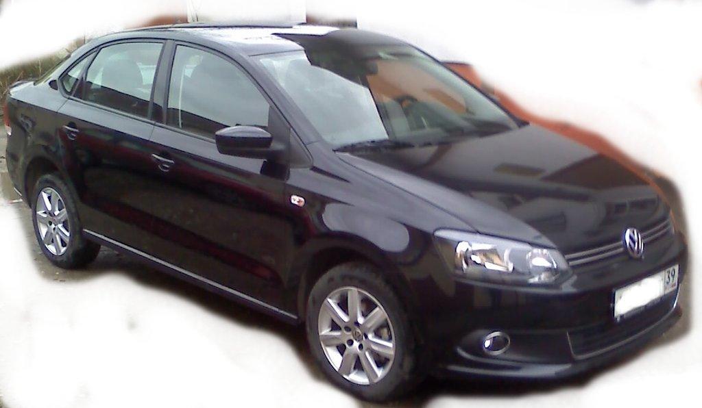 Третий Рим Volkswagen Polo Седан Техническое Руководство - фото 6