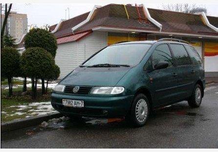 Volkswagen Sharan 1997 ����� ���������