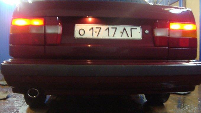 Volvo 850.