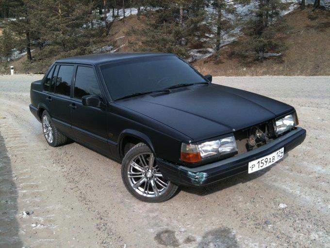 Volvo 940.