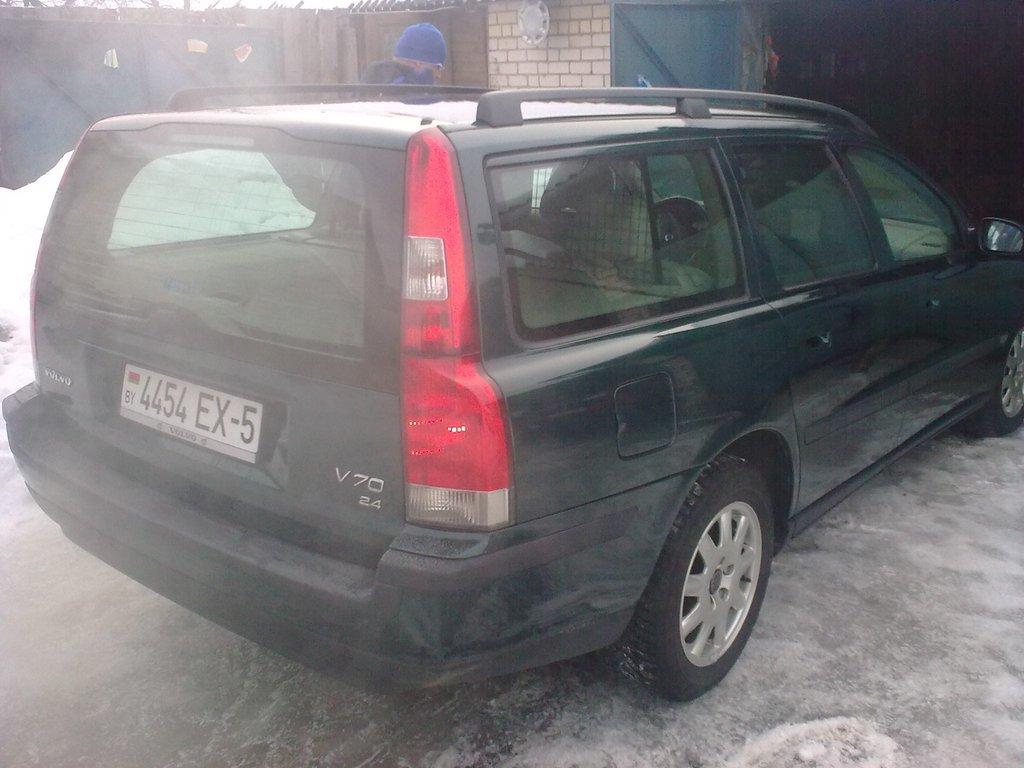 volvo v70 2004 код трансмиссии