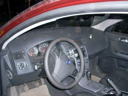 Volvo S40 2007 - отзыв владельца