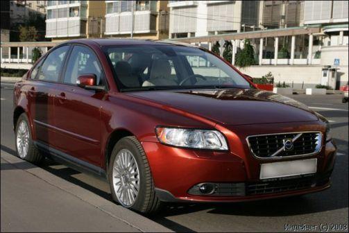Volvo S40 2008 - отзыв владельца