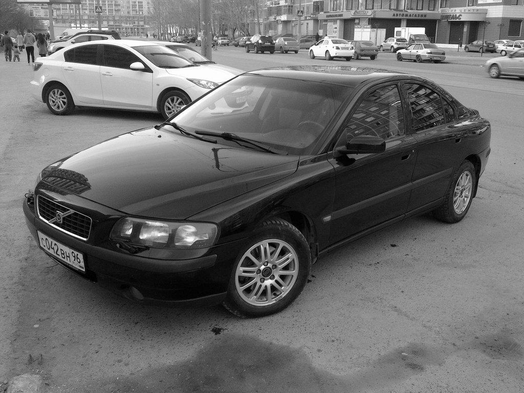 вольво эс-60 2001-2004 г. каталог