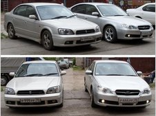Subaru Legacy B4 2003 ����� ��������� | ���� ����������: 09.06.2008