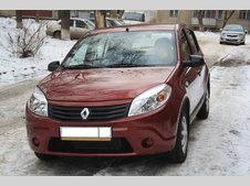 Renault Sandero 2010 ����� ���������   ���� ����������: 18.03.2011