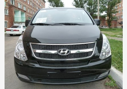 Hyundai Grand Starex 2012 отзыв владельца