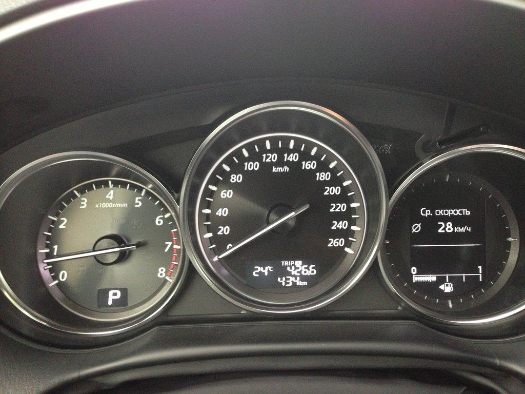 большой расход бензина на mazda cx 5