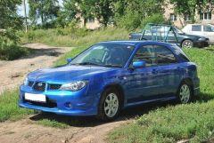 Subaru Impreza 2005 отзыв владельца | Дата публикации: 19.08.2013