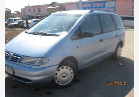 Volkswagen Sharan 1998 ����� ���������