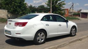 Chevrolet Malibu 2012 отзыв владельца | Дата публикации: 28.07.2013