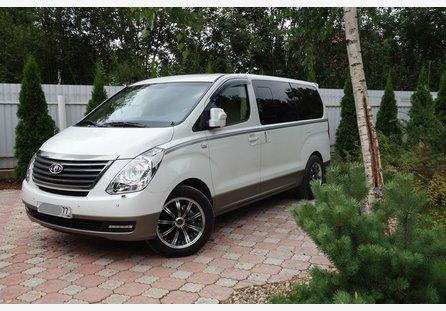 Hyundai Grand Starex 2013 отзыв владельца