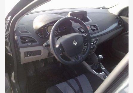 Авточехлы на Рено Меган 3 (экокожа) :: Renault Megane 3 (c ...