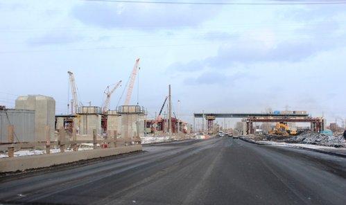 Стройка века в Красноярске