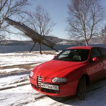 Alfa Romeo 147  отзыв владельца   Дата публикации: 09.02.2015