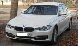 BMW 3-Series 2014 отзыв владельца | Дата публикации: 14.11.2014