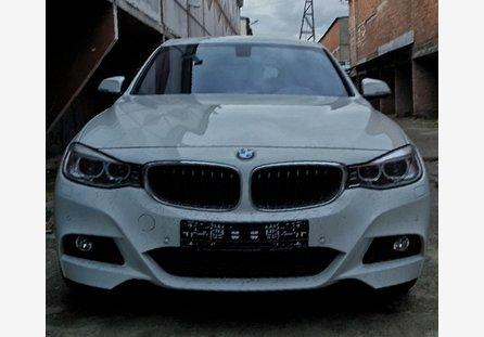 BMW 3-Series Gran Turismo 2014, бензин, 1997 куб.см, 184 - отзыв ...