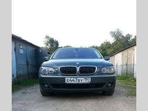 BMW 7-Series 2007 ����� ��������� | ���� ����������: 17.10.2014