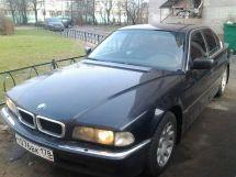 BMW 7-Series 1995 отзыв владельца | Дата публикации: 14.01.2015