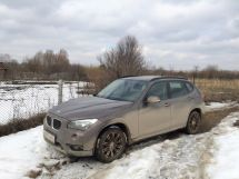 BMW X1 2013 отзыв владельца | Дата публикации: 08.04.2015