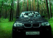 BMW X3 2004 отзыв владельца | Дата публикации: 02.11.2014