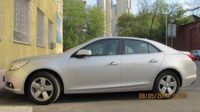 Chevrolet Malibu  отзыв владельца | Дата публикации: 12.05.2014