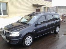Dacia Logan MCV 2009 отзыв владельца | Дата публикации: 18.04.2015