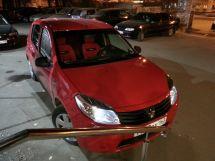 Dacia Sandero 2008 отзыв владельца | Дата публикации: 01.02.2015