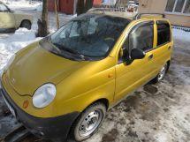 Daewoo Matiz 2002 отзыв владельца | Дата публикации: 19.03.2014