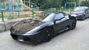 Ferrari F430 2007 отзыв владельца   Дата публикации: 22.12.2013