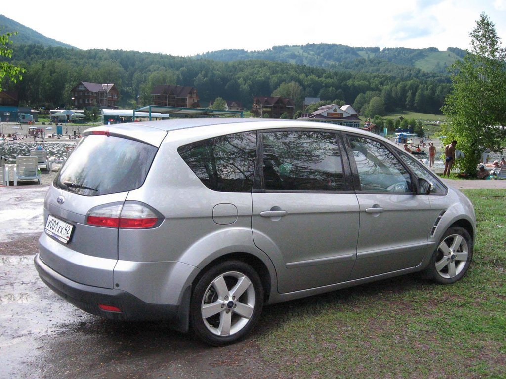 повышенный расход топлива ford s max