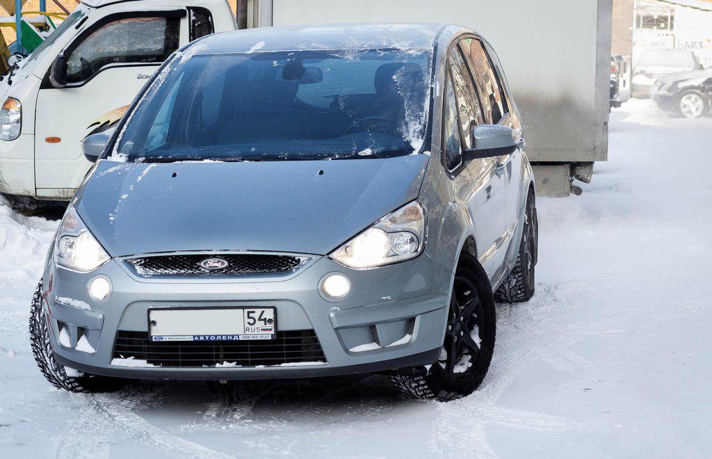 не заводится ford s-max автомат дизель
