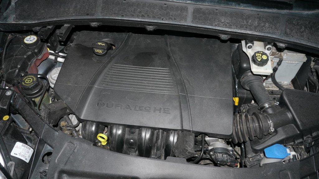 снять аккумулятор ford s max