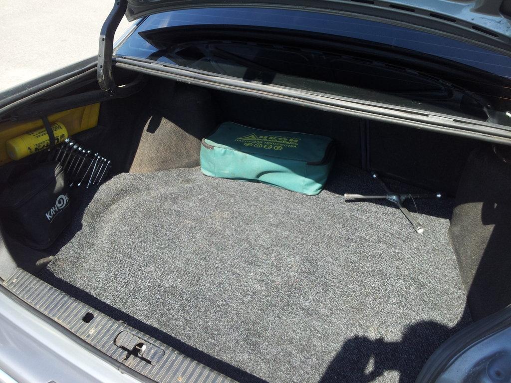 схема задней подвески форд скорпио с 1995г