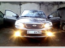 Geely Emgrand EC7 2013 ����� ��������� | ���� ����������: 16.07.2014