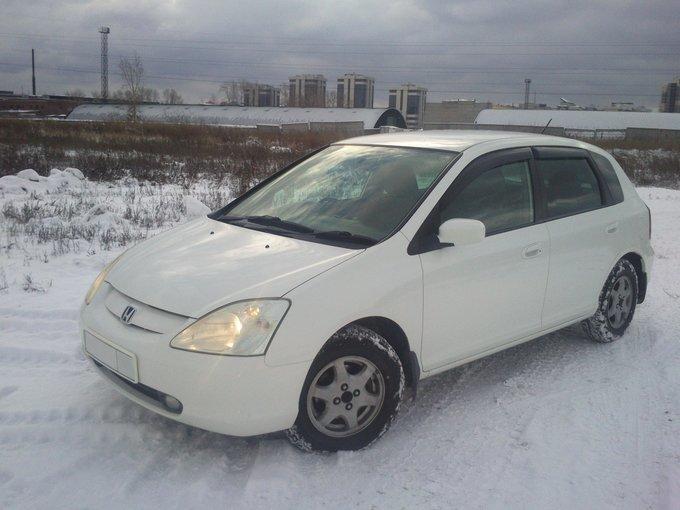 ����������� �� ������� Honda Civic Eu1