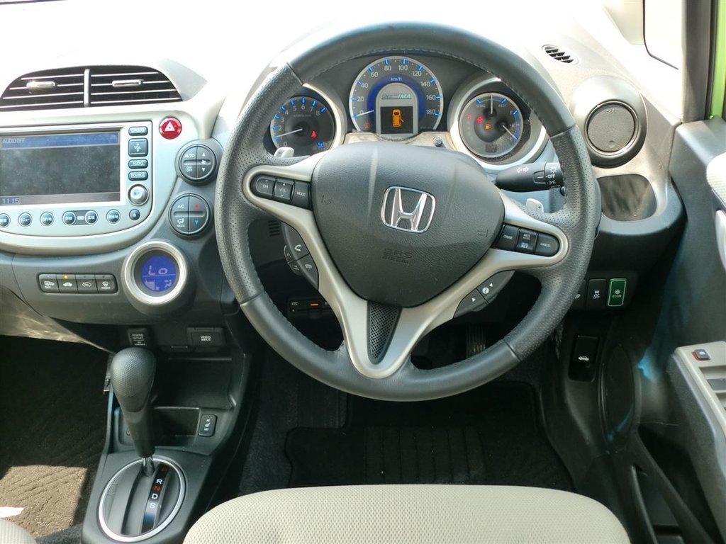 Хонда фит 2008 кузов