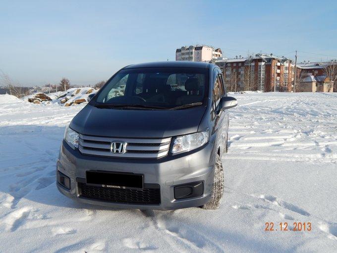 Хонда Фрид Спайк- Dromru