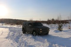 Hummer H3 2007 отзыв владельца | Дата публикации: 16.02.2015