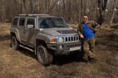 Hummer H3 2006 отзыв владельца | Дата публикации: 08.03.2015